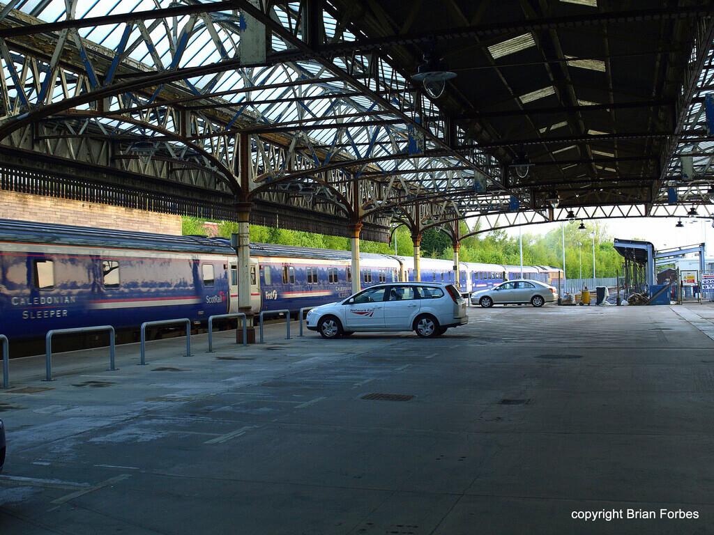 major interior design project for new cross border night train