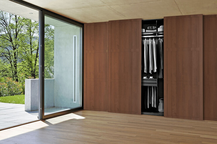 Shaker Sliding Door Wardrobes SDWC