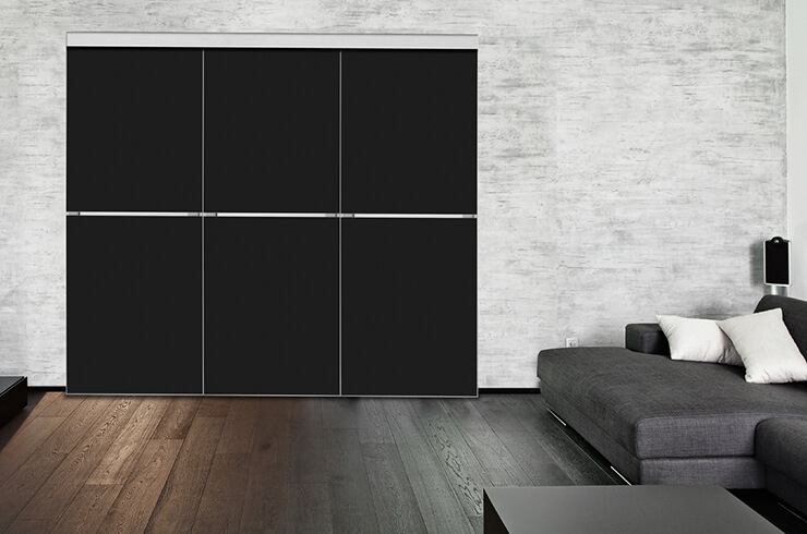 Black Glass Minimalist