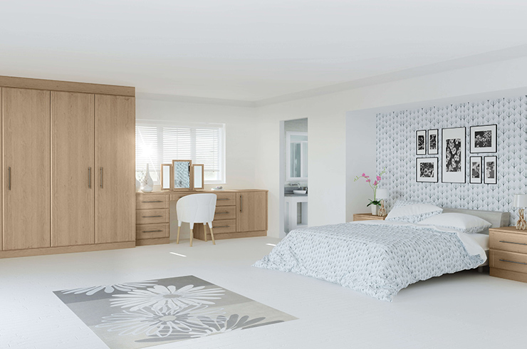 Harmony Design in Lissa Oak