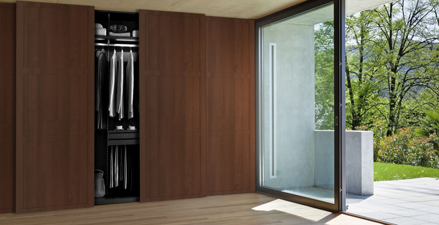 Wardrobe & Made to Measure Sliding Door Wardrobes Fitted Wardrobes | SDWC